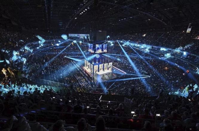 VELUX EHF FINAL4 2019开幕式