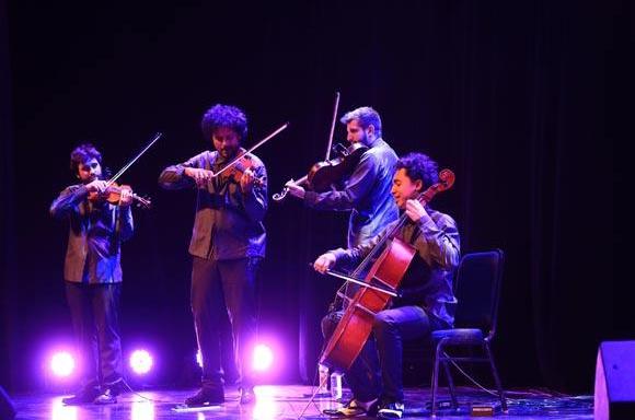 西方經典樂器表演