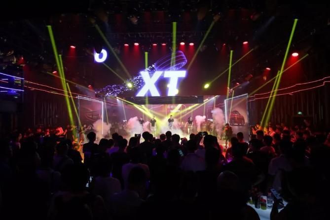 逸動XT活動派對